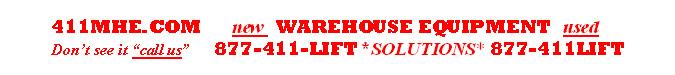 Lift Truck Servies
